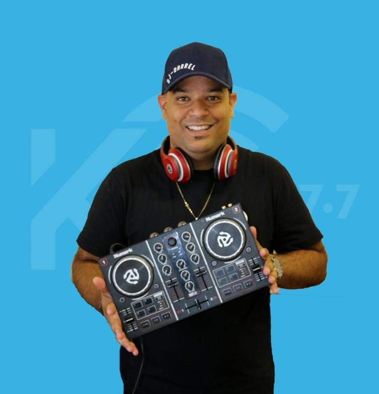 DJ Darrel Adams